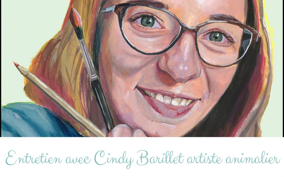 Entretien avec Cindy Barillet artiste animalier